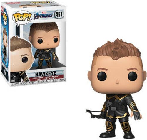 Avengers Endgame - Hawkeye - Funko Pop! Marvel: (Toy New)