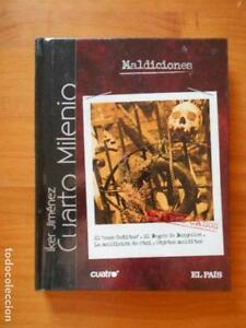 DVD + LIBRO CUARTO MILENIO 8 - MALDICIONES - IKER JIMENEZ (8N) | eBay