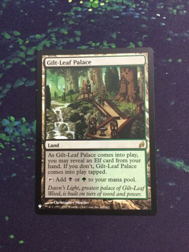 Mystery Booster Rare NM Gilt-Leaf Palace Mtg