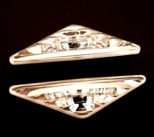FORD FOCUS 1998-2004 MONDEO 2000-2007 SIDE INDICATOR LIGHT REPEATER PAIR CLEAR