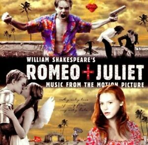 Movie-Soundtrack-ROMEO-amp-JULIET-13-TRACK-CD-Radiohead-Garbage