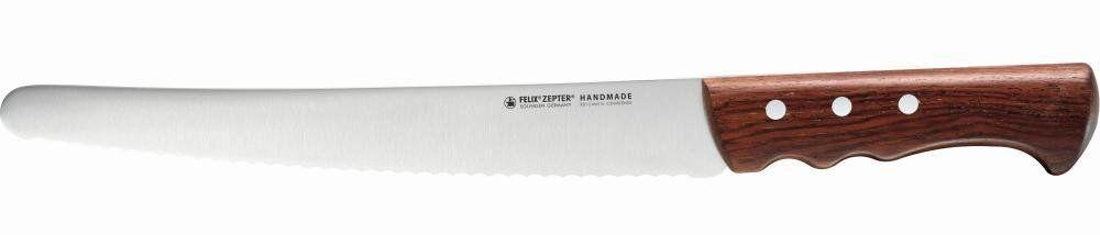Felix Solingen cuisinier Palisander comité exécutif. Couteau à pain couteau de cuisine Couteau 26 cm