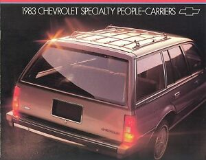 1977 Chevrolet Station Wagon Brochure Caprice Impala Malibu SPORTVAN SUBURBAN 22