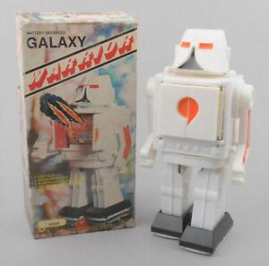 Mainland-Hong-Kong-Plastic-Battery-Op-Galaxy-Warrior-Robot-BOXED