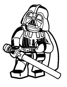 Star Wars Empire Darth Vader Decal Vinyl Truck Car Sticker