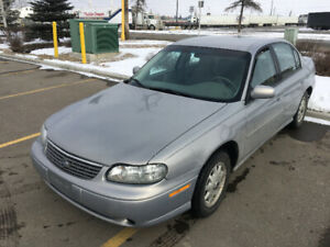 1999 CHEVROLET MALIBU ONLY 111,000KM