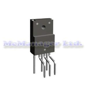 STRW 6765//STR-W6765 commutation régulateurs power supply ic//mosfet