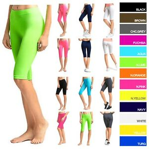 420c36f72d 1 3 6 Pack Lot Women Legging Stretch Active GYM Yoga Shorts Workout ...