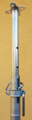 Bausprieß Baustütze Stahlstütze Fensterstütze 12 KN 25 KN ! 3 Stück 200//360