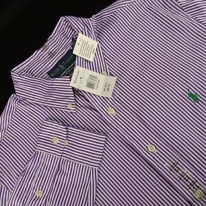 NWT-Mens-Polo-Ralph-Lauren-Custom-Fit-Oxford-Dress-Shirt-Size-16-5-34-35-Large-L