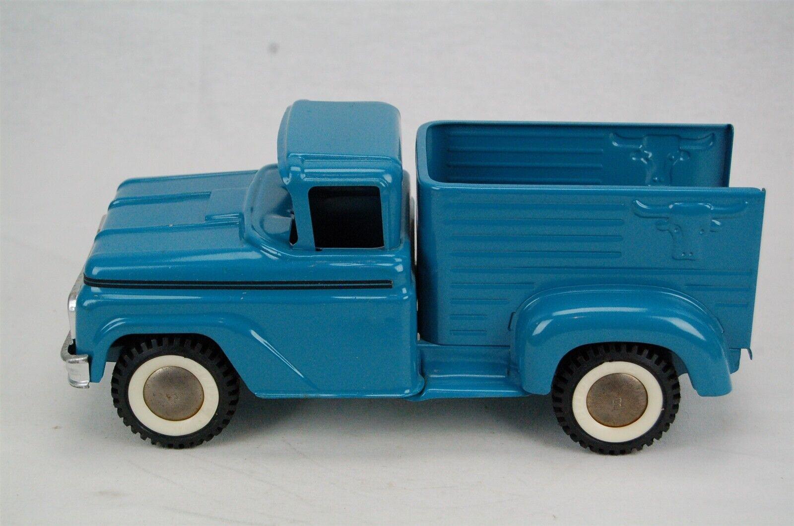 Buddy L Rancho Camión blu escalón lateral recoger