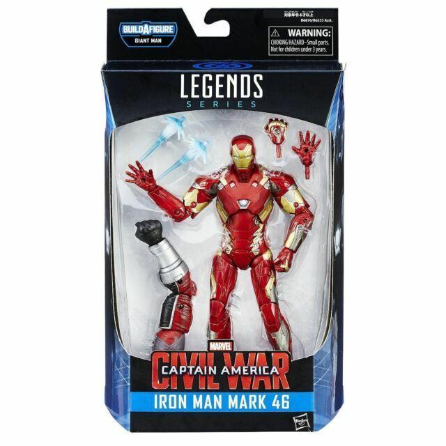 "Marvel Legends 6/"" inch Build a Figure BAF GiAnt Man Ant Man Individual Parts"