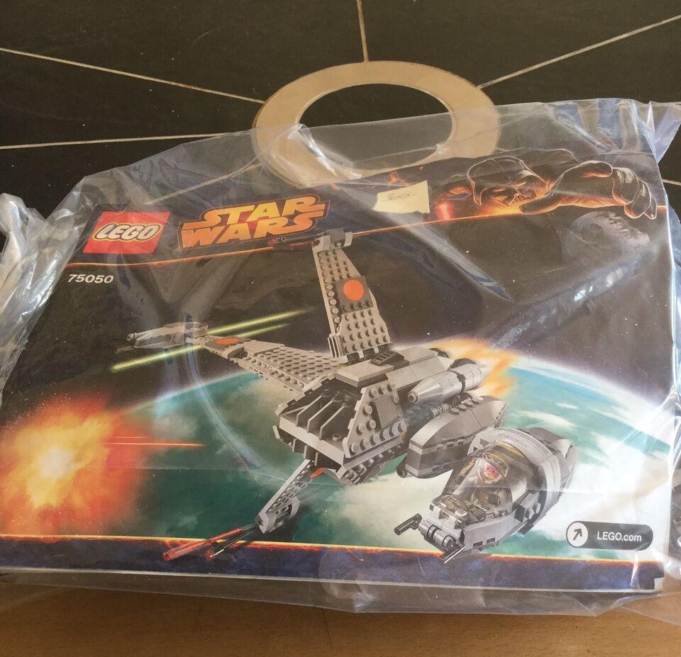 Lego Star Wars, Lego 75050
