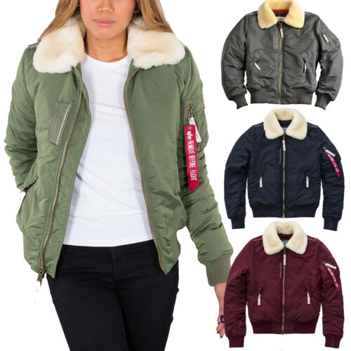 Alpha Industries Donna Giacca Injector III Wmn Donna Giacca Giacca Invernale XS a XL