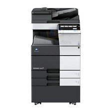 Konica Minolta Bizhub C658 A3 Color Laser Copier Printer Scanner Mfp 65 Ppm C558