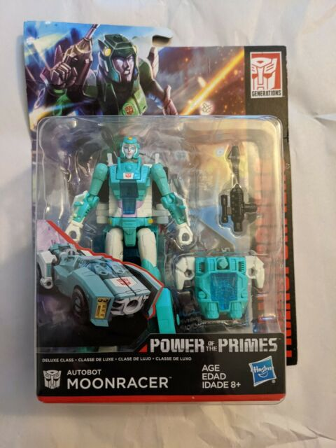 Transformers POTP  Moonracer (opened)