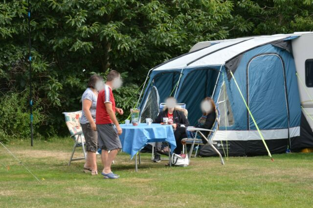 Outdoor Revolution Compactalite Pro 250 Caravan Awning for ...
