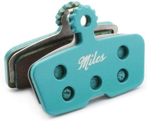Miles Racing Sintered Brake Pads for Mountain Bike Disc Brakes SRAM Avid Code