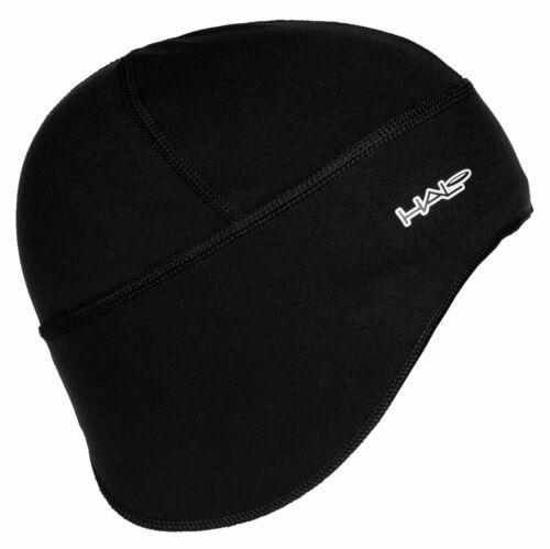 New Halo Headband Anti-Freeze Skull Cap Black Ear Covering Cold Weather Cap