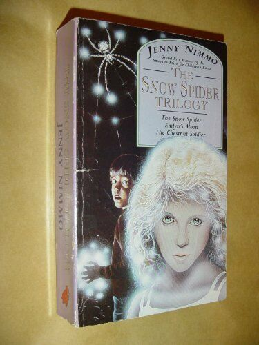 """The Snow Spider Trilogy: """"The Snow Spider"""", """"Emlyn's Moon"""" and """"The Chestnut S,"""