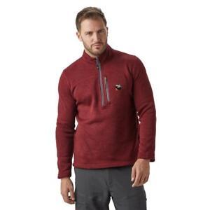 Sprayway Mens Santiago Lightweight Half Zip Fleece Pullover Top