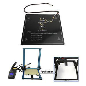 Lit-chauffant-aluminium-12V-Hotbed-330x330x3mm-pour-CR-10-CR-10S-imprimante-A10
