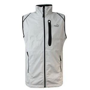 Großhandel Wählen Sie für authentisch heißer verkauf billig Details about Puma Sailing Team Zip Gilet Body Warmer Jacket Grey Mens  506813 31 R12G