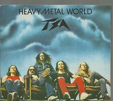 TSA - HEAVY METAL WORLD CD MMP 2004 RARE OOP CD POLSKA POLAND POLEN POLONIA