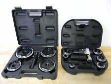 """OPT Tools Map-10 Hydraulic Punch Set 1/2"""" to 4"""" Hole Diameter"""