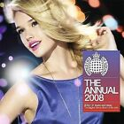 The Annual 2008 [Bonus Disc] by Various Artists (CD, 2007, 2 Discs, Ministry of Sound)