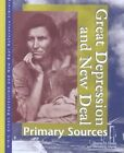 The Great Depression and the New Deal Reference Library by Allison McNeill (Hardback, 2002)