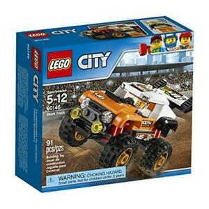 LEGO City Great Vehicles Stunt Truck 60146 Building Kit