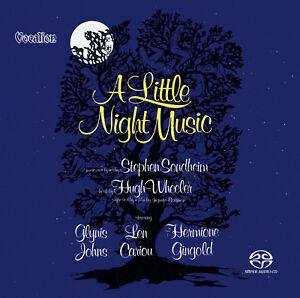 Stephen Sondheim - A Little Night Music - Original Broadway Cast - CDLK4626