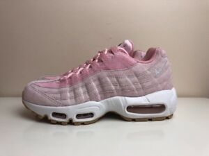 release date 9b189 28cda Details about Nike Air Max 95 SD Womens Pink UK 4 EUR 37.5 919924 600