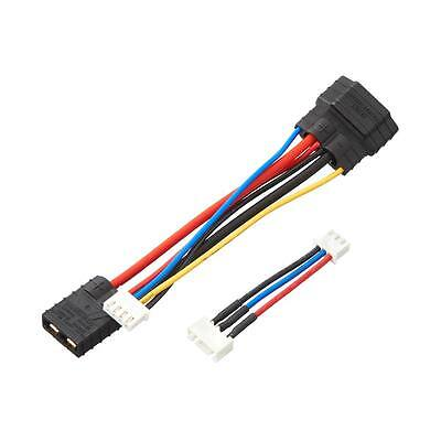 NEW Traxxas Adapter Old Trx to iD Battery Connector 2938