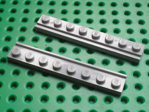 LEGO MdStone plate with door rail 4510 set 10143 3677 10219 10179 7666 8019 ..