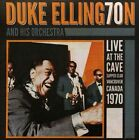 Live at the Cave: Vancouver Canada 1970 by Duke Ellington & His Orchestra (CD, Jun-2013, Squatty Roo Records)