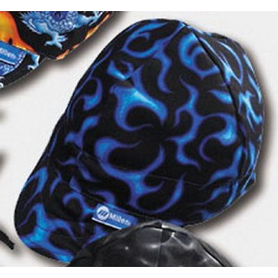 MILLER BLUE FLAME WELDING HAT SIZE 7-3/8 230538