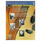 Acoustic Guitar Magazine's: Private Lessons by Scott (Paperback, 2003)