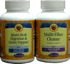 ULTIMATE CLEANSE #6427 - 2 Bottles 120 Tablets Each