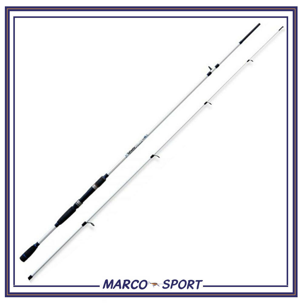 Canna da Angeln Lineaeffe saltwater spinning in carbonio per mare riva barca rod