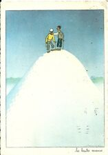 CPA Illustrateur Samivel Alpinisme piolet montagne