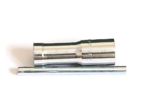 Spark Plug Spanner KR Zündkerzenschlüssel SW 16//18//21 mm Länge 75 mm ..