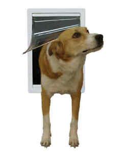 Ideal-Tamper-Proof-LOCKABLE-Dog-Cat-Pet-Door-Designer-Series-MEDIUM