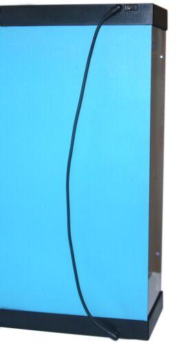 MB-1 Acrylic Display Case LED Light Box for Silkstone Barbie Fashion Model Doll