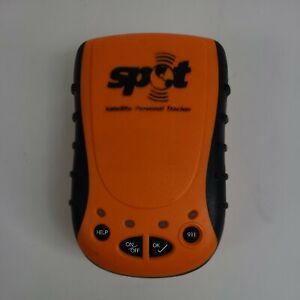 SPOT Satellite personal Tracker Handheld USED