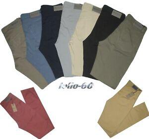 Pantalone-uomo-jeans-HOLIDAY-46-48-50-52-54-56-58-60-cotone-strech-estivo-ETAN
