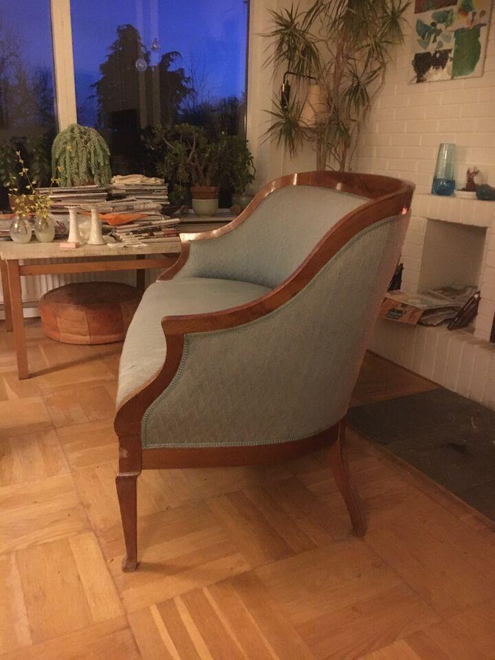 Sofagruppe, hør, anden størrelse
