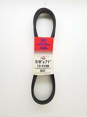 """12-5189 5L620 5189 Rotary Premium Black Belt 5//8/""""x62/"""""""