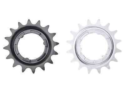 Cycling Dynamic Shimano Nexus Fahrrad Ritzel Zahnkranz Gekröpft 16 18 19 20 Zähne Schwarz Silber